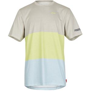 Protective P-Vision T-Shirt Homme, beige/bleu beige/bleu