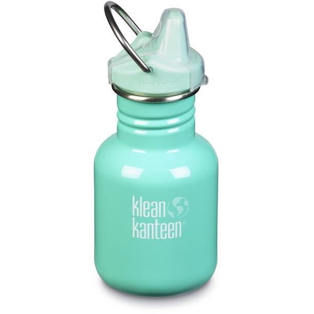 Klean Kanteen Kid Classic Bottle Sippy Cap 355ml Kids beach bum