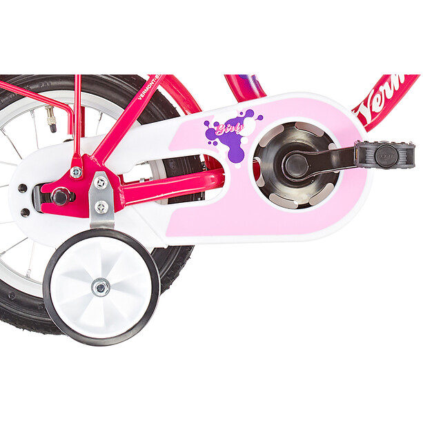 """Vermont Girly 12"""" Kinder fancy pink"""