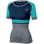 Karpos Verve T-Shirt Damen insignia blue/bluebird