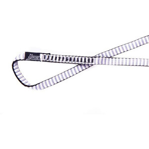 Fixe Dyneema Schlinge 125cm grey/white grey/white