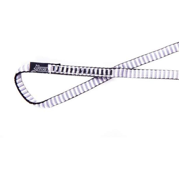 Fixe Dyneema Schlinge 125cm grey/white