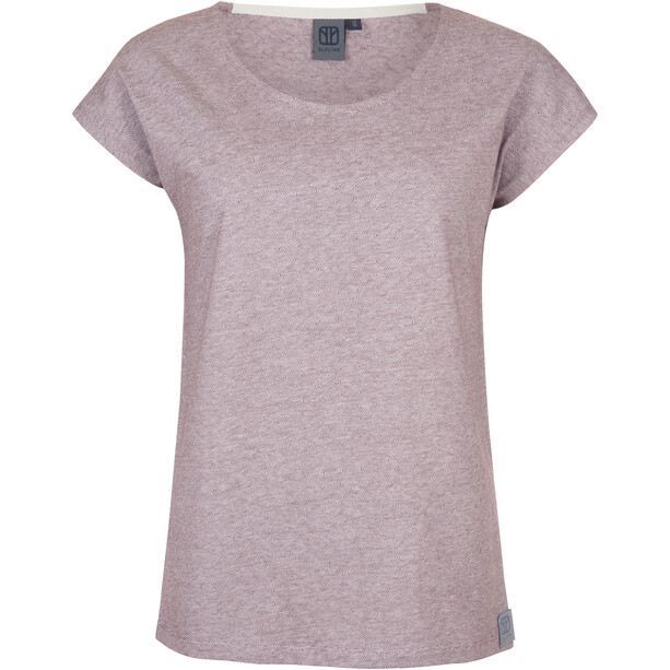 Elkline Summertime SS T-Shirt Women, violetti
