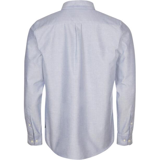 Elkline Cityguide Langarmhemd Herren blau