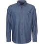 Elkline Tailormade T-shirt Manches longues Homme, denim