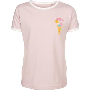 Elkline Mostwanted Kurzarm T-Shirt Mädchen softstone softstone