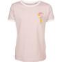 Elkline Mostwanted Kurzarm T-Shirt Mädchen softstone