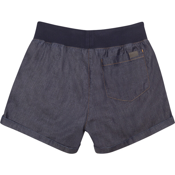 Elkline Toohot Shorts Damen darkdenim