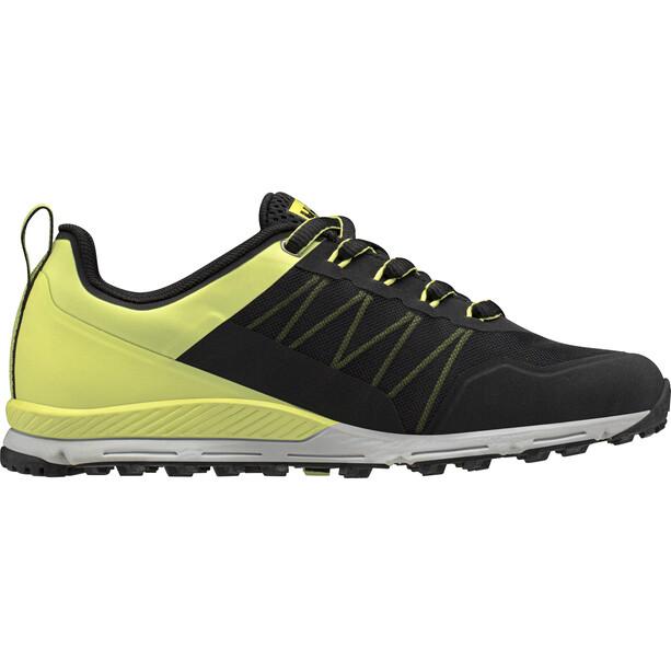 Helly Hansen Varde Trail Schuhe Damen black/ebony/sunny lime