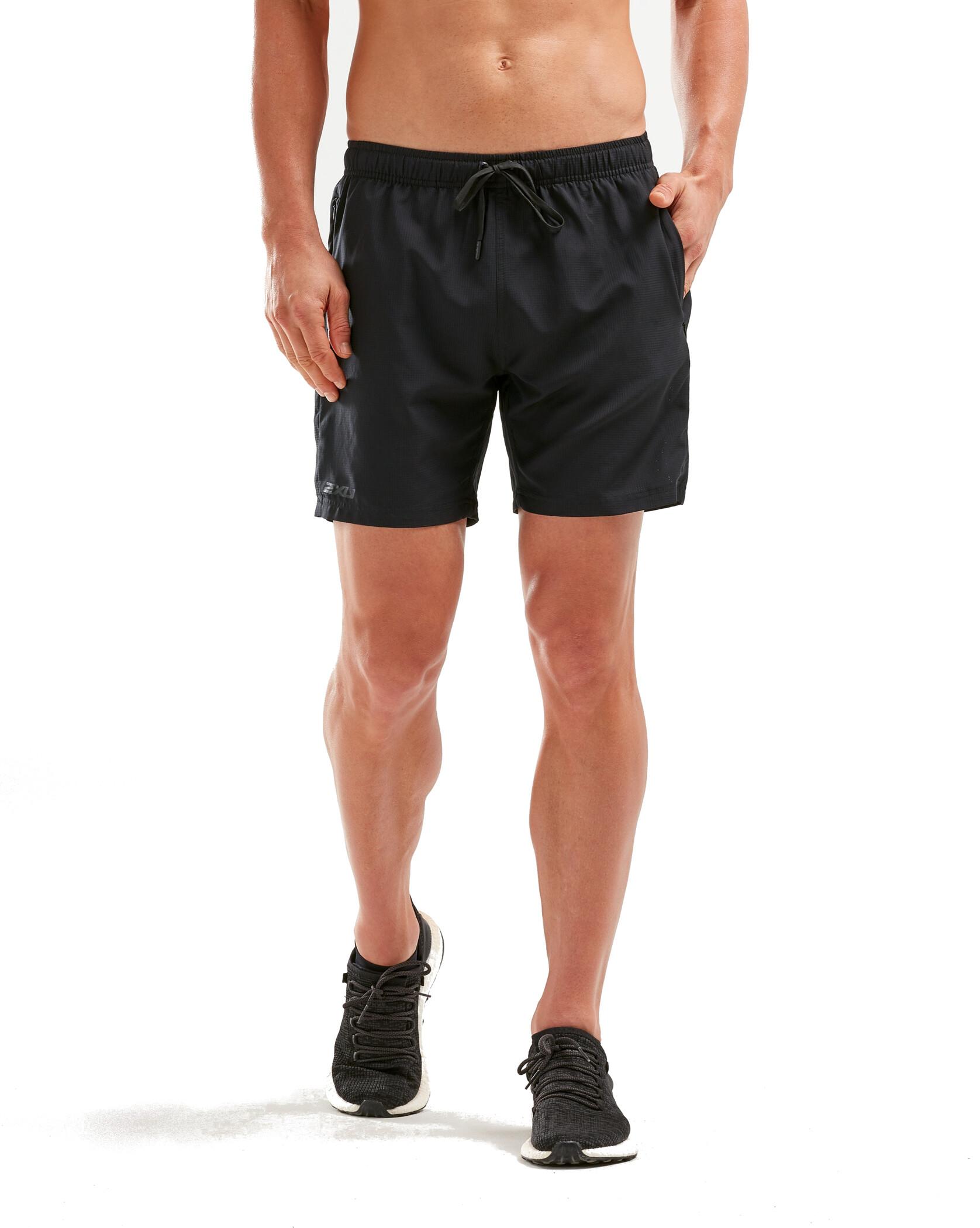 2xu xctrl 7 woven free shorts men