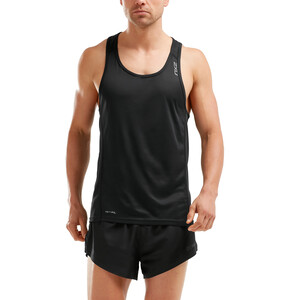 2XU X-VENT Top Herren black/black black/black