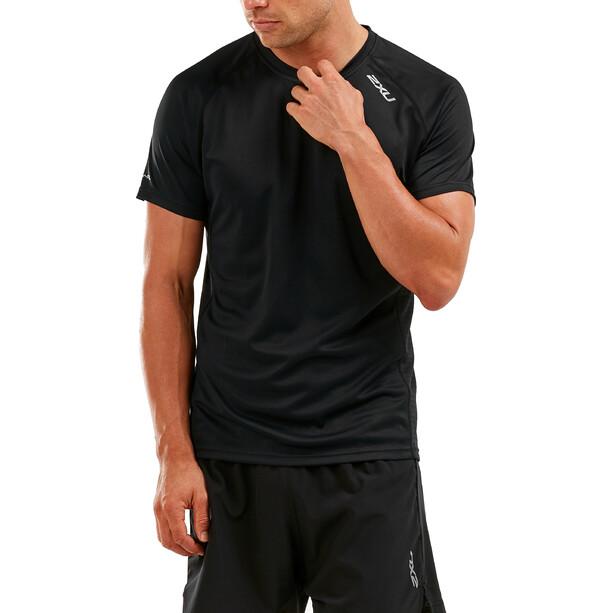 2XU X-VENT T-Shirt Homme, noir