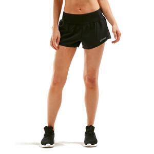 "2XU X-VENT 4"" Shorts Damen black/black black/black"