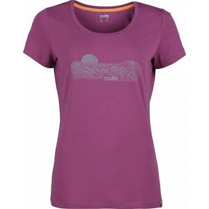 High Colorado Garda 5 T-Shirt Damen grape kiss grape kiss