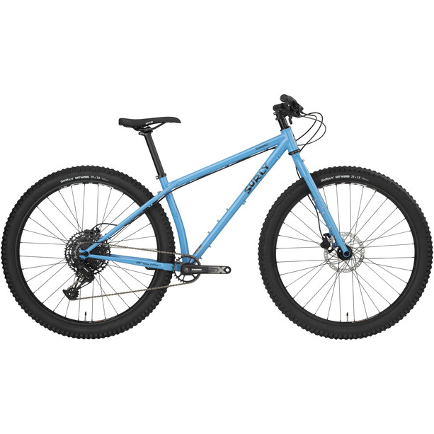 "Surly Krampus 29+"" tangled up in blue"