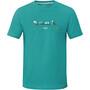 ABK Mäki T-shirt Homme, vert