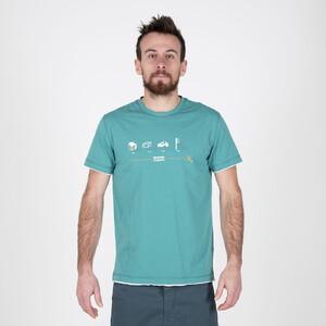 ABK Mäki T-Shirt Herren agate green agate green