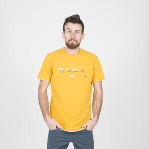 ABK Mäki T-Shirt Herren honey honey