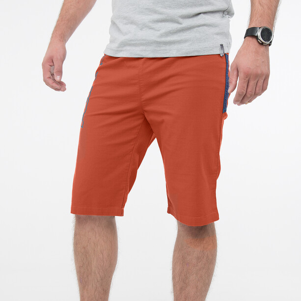 ABK Tasanko Shorts Men, deep coral