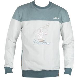 ABK Gowon Suéter Hombre, gris gris