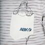 ABK Qima T-Shirt Herren cream