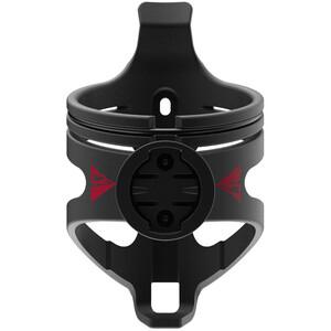 Profile Design Axis Grip Flaschenhalter mit Garmin Halterung black black
