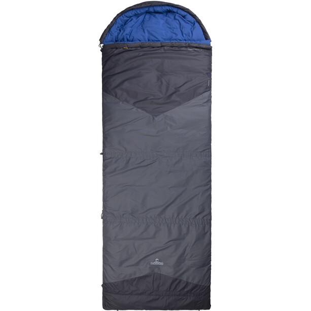 Nomad Triple-S Schlafsack schwarz/blau