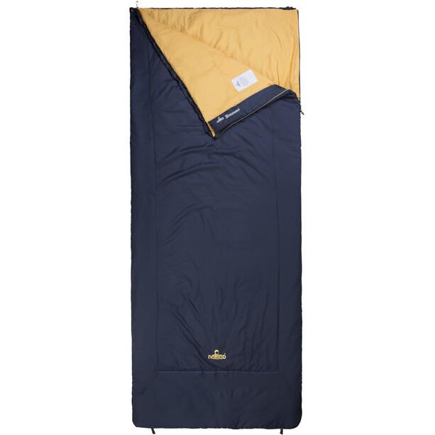 Nomad Aztec Schlafsack blau