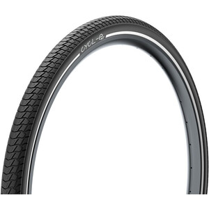 Pirelli Cycl-e WT Cubierta con Tacos 700x37C, negro negro