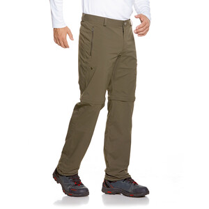 Tatonka Mariso Zip Off Hose Herren bark green bark green