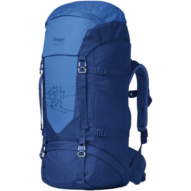 Bergans Birkebeiner 40 Backpack Youth dark royal blue/athens blue