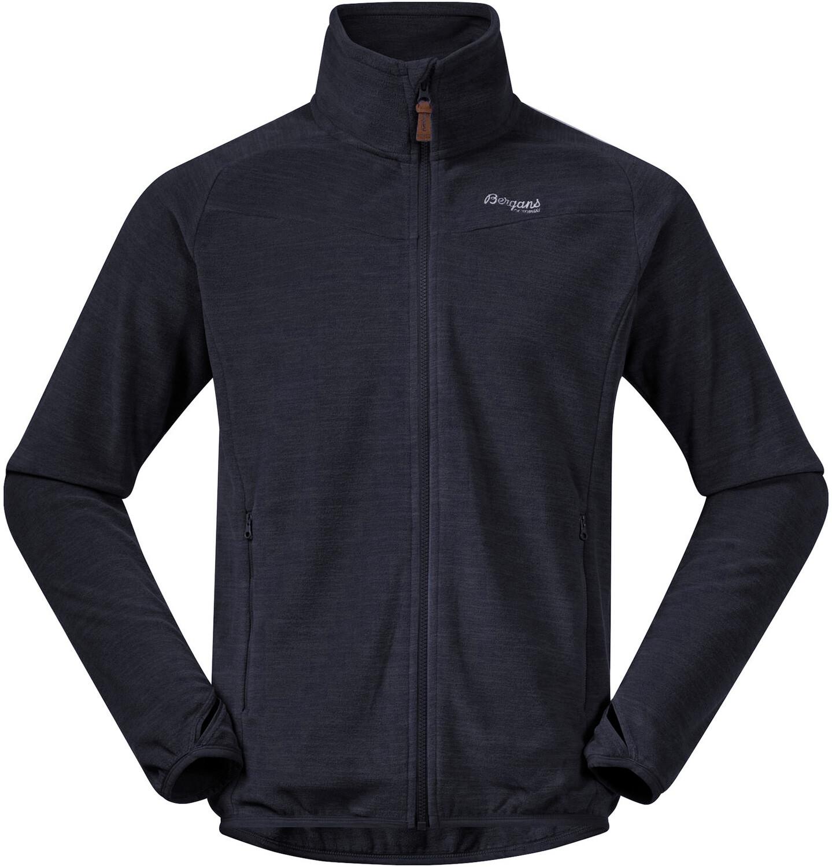 Bergans Hareid Fleece Jacket Men alu melange