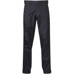 Bergans Letto Long Zip Pants Men svart svart