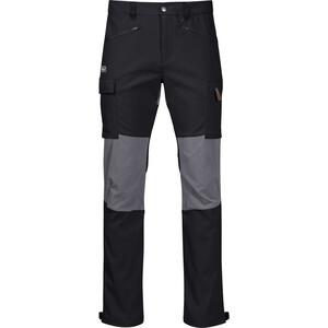 Bergans Nordmarka Hybrid Pants Men black/solid dark grey black/solid dark grey