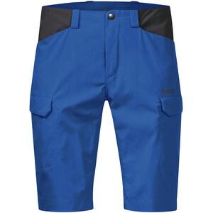 Bergans Utne Shorts Men, classic blue/solid charcoal classic blue/solid charcoal