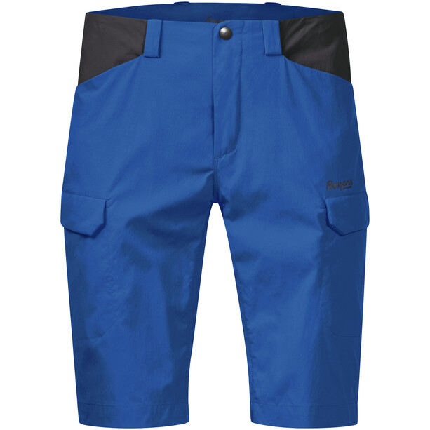 Bergans Utne Shorts Men, classic blue/solid charcoal