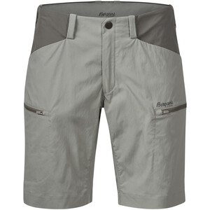 Bergans Utne Shorts Damen light green mud/green mud light green mud/green mud