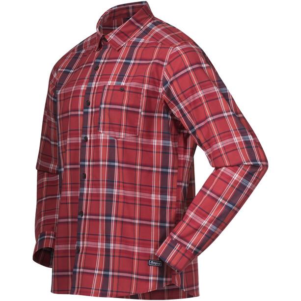 Bergans Kikut Shirt Men, punainen