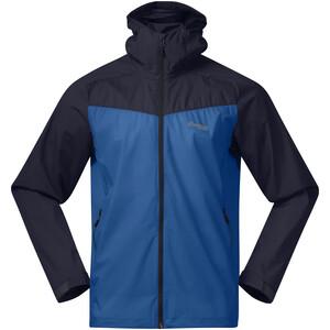 Bergans Microlight Jacke Herren classic blue/dark navy classic blue/dark navy