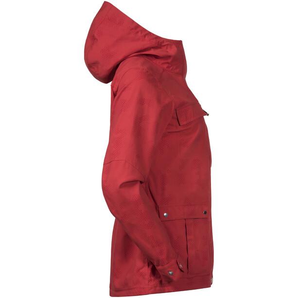 Bergans Nordmarka Jacke Damen red sand camo