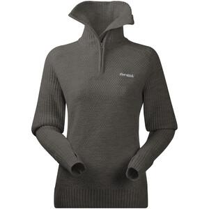 Bergans Ulriken Sweat-shirt Femme, gris gris