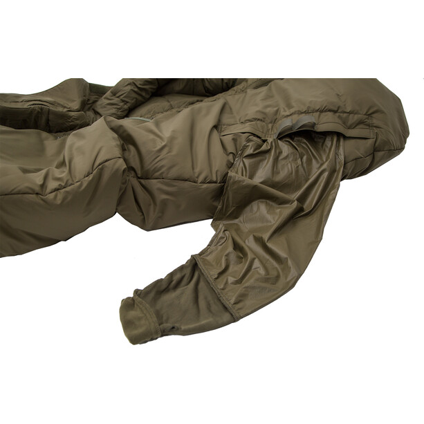 Carinthia Survival One Schlafsack L olive