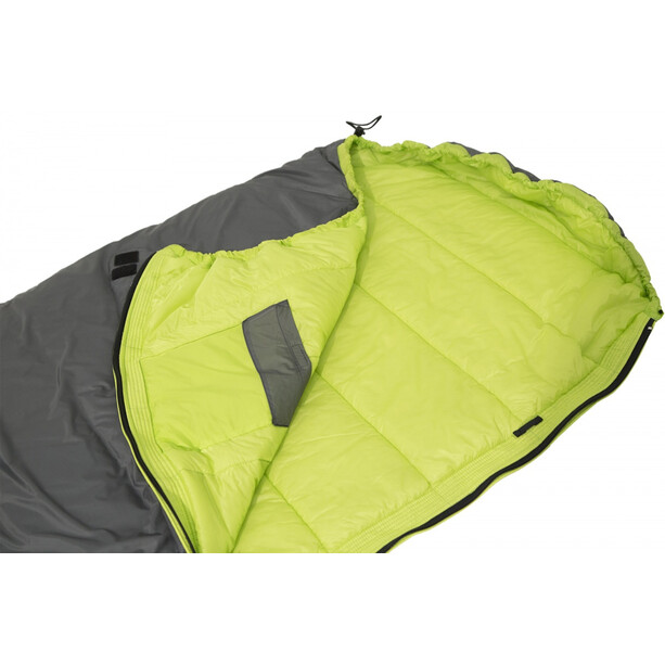 Carinthia G 90 Schlafsack L blue-grey/yellow
