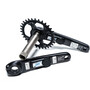 Stages Cycling Power LR Powermeter Kurbelgarnitur 32 Zähne für XT M8120