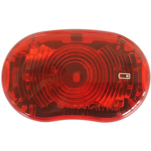 Thule Delight Rücklicht für Radanhänger rot rot