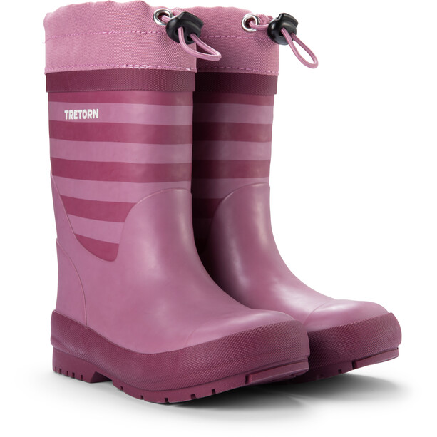 Tretorn Gränna Vinter Rubber Boots Kids blueberry