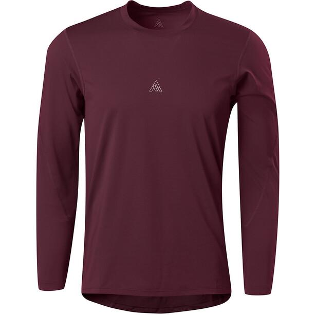 7mesh Eldorado LS Shirt Men lilla