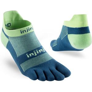 Injinji Run Original Weight No-Show Socks seafoam seafoam