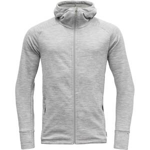 Devold Nibba Hooded Jacket Men grå grå