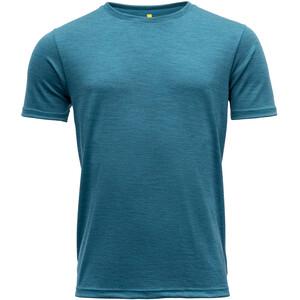 Devold Eika T-shirt Homme, bleu bleu